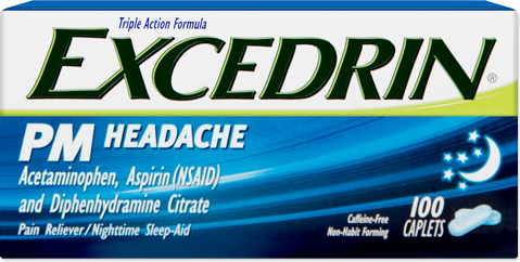 Nighttime Headache Relief │ Excedrin® PM